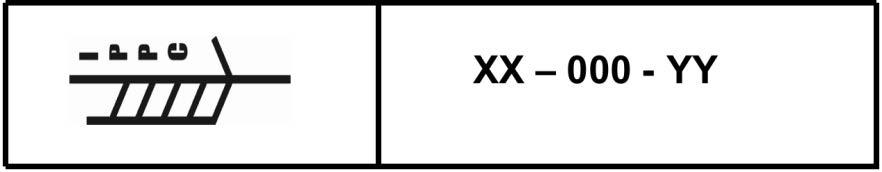 Marking menunjukkan bahawa bahan pembungkusan kayu telah tertakluk kepada rawatan fitosanitasi diluluskan mengikut contoh ISPM 15 6