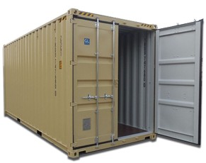 20 'High container