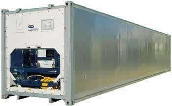 40'冷藏集装箱