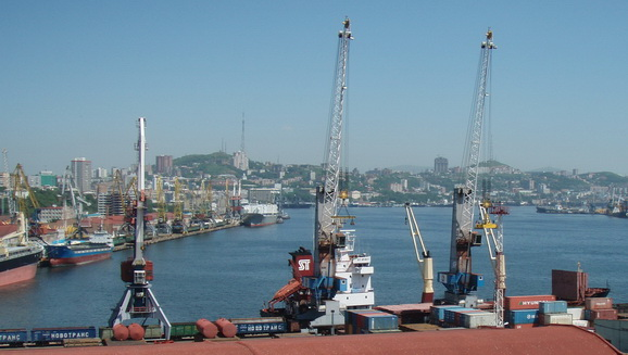 Haven van Vladivostok