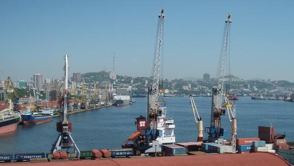 Porto di Vladivostok