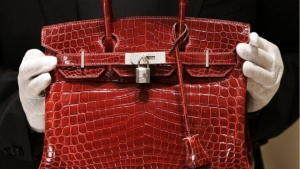 Sheremetyevo Customs stopped a girl with a luxurious Hermes bag