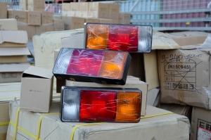 Les douanes n'ont pas laissé une tonne de pièces automobiles à Vladivostok