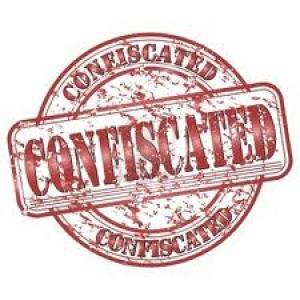 La loi sur le transfert direct des douanes confisquer à la Federal Property Management Agency