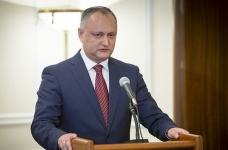 Dodon a demandé à Medvedev de prolonger la suppression des droits de douane