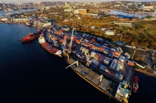 Projekt je svobodný přístav Vladivostok