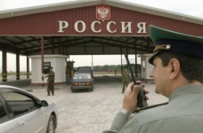 In Primorye, een overzicht van het werk van checkpoints op de New Year's vakantie