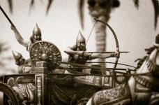 Антикварные оловянные солдатики