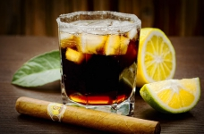 Rum dan coke