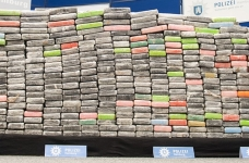 La dogana francese ha sequestrato tonnellate di cocaina a 1,7 a Cannes