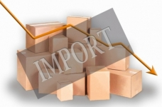 Central Bank reported anomalous drop in imports